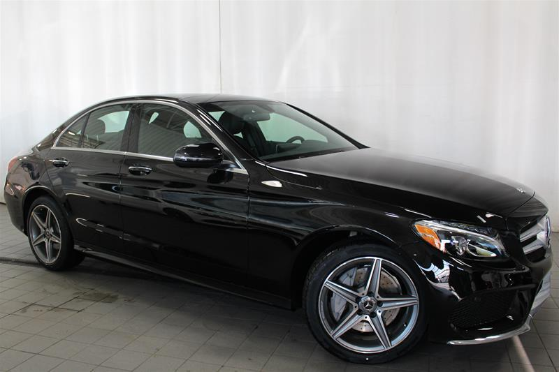 Mercedes-Benz C300 2018 4MATIC Sedan #18-0295