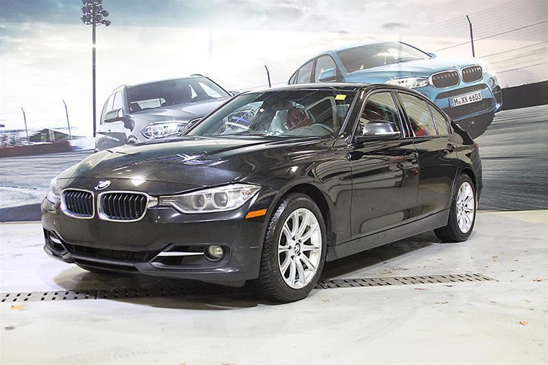 BMW 3-Series 2015 328i xDrive Sedan #U4364