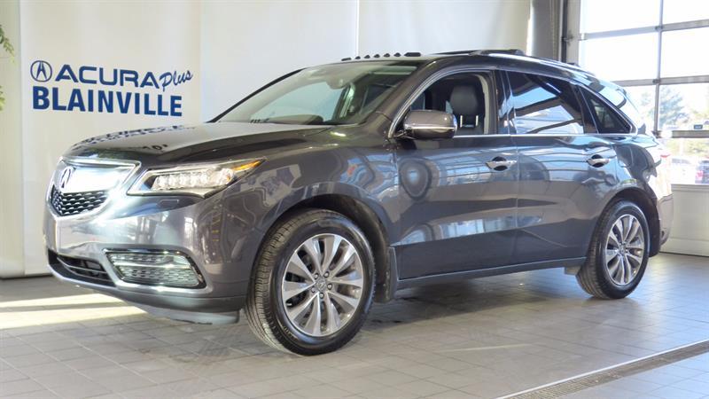 Acura MDX 2016 TECHNOLOGIE ** SH-AWD ** Achat 60 mois à 3.9% ** #A83123