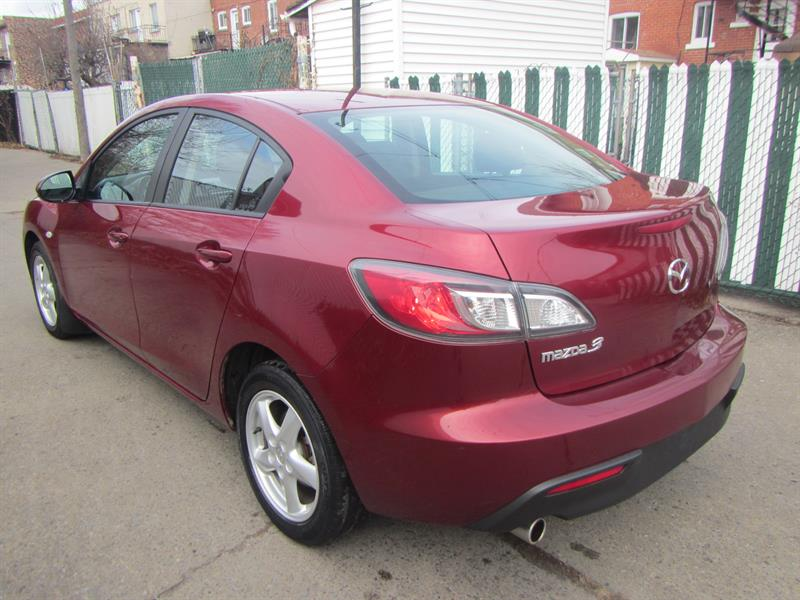 2010 Mazda 3 FINANCET MAISON 35$ SEMAINE Used for sale in ...