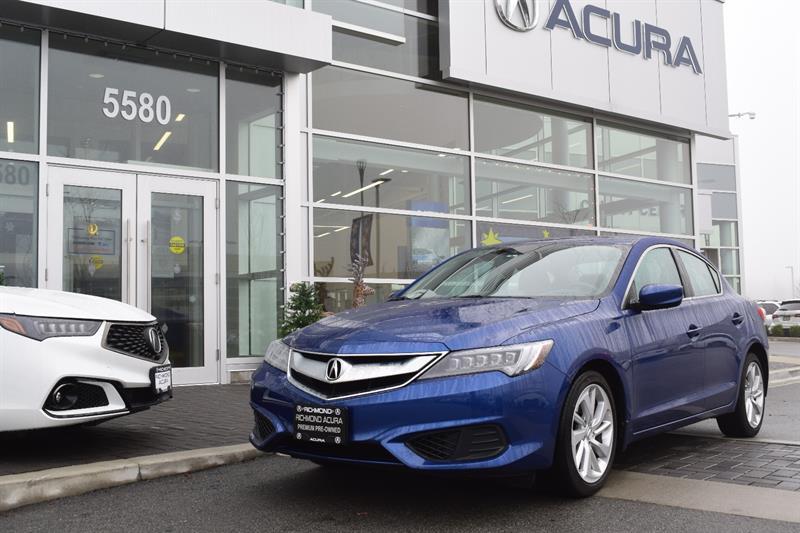 2016 Acura ILX 4dr Sdn Pkg #796319A