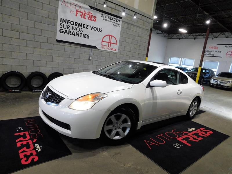 Nissan Altima 2009 2dr Cpe I4 2.5 S #2020