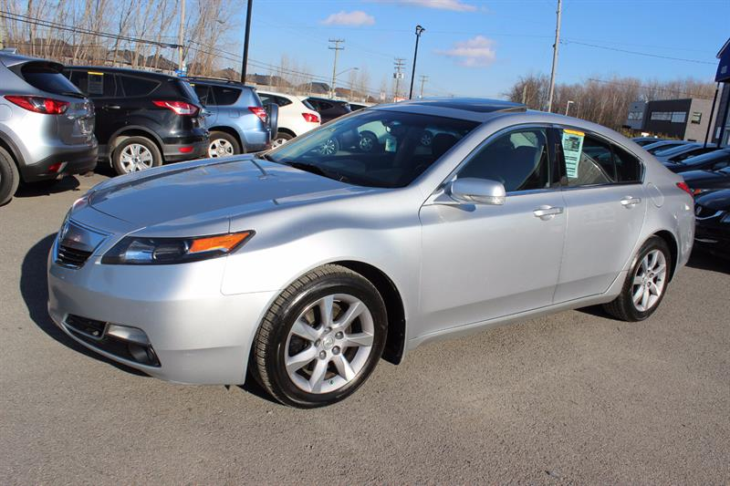Acura TL 2013 2WD  #A4299