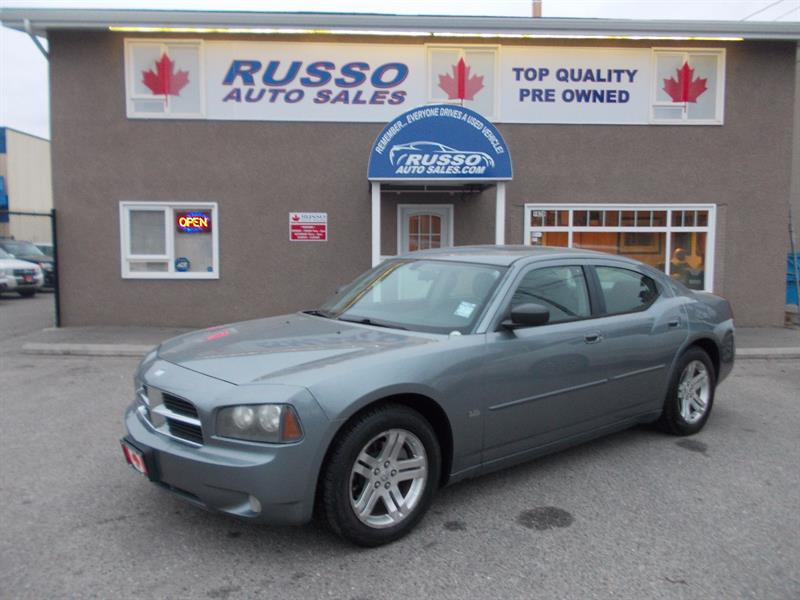 2006 Dodge Charger 4dr Sdn RWD #B0480