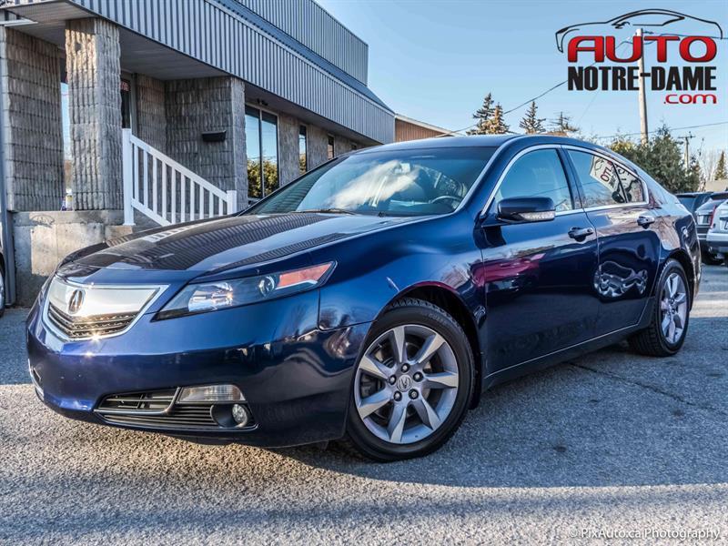 Acura TL 2013 4dr Sdn Auto 2WD 76,86 $/sem Garantie 3ans inclus #k0672