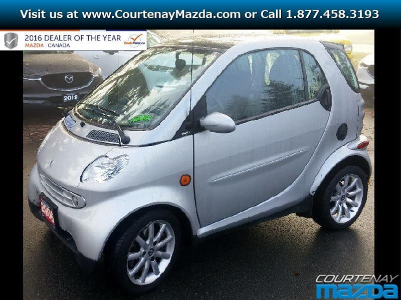2006 Smart fortwo CDI Grandstyle #17MZ68660D