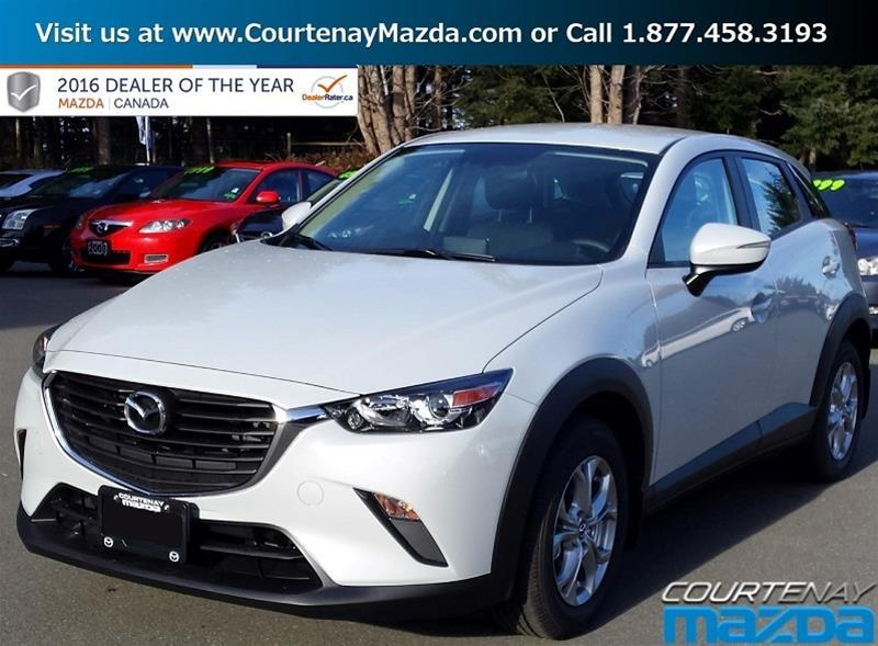 2018 Mazda CX-3 GS AWD at #18CX35988