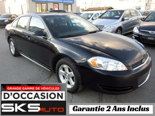 Chevrolet Impala 2010 LS (GARANTIE 2 ANS INCLUS) *FINANCEMENT MAISON* #SKS-3984