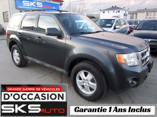 Ford Escape 2009 XLT (GARANTIE 1 ANS INCLUS) VEHICULE D'OCCASION #SKS-3986