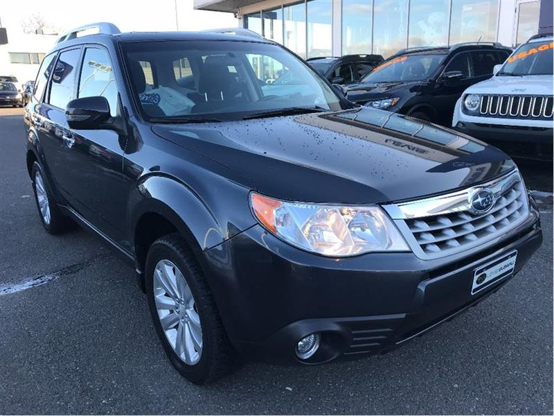 Subaru Forester 2012 2.5X Touring Package (A4) #J0273B