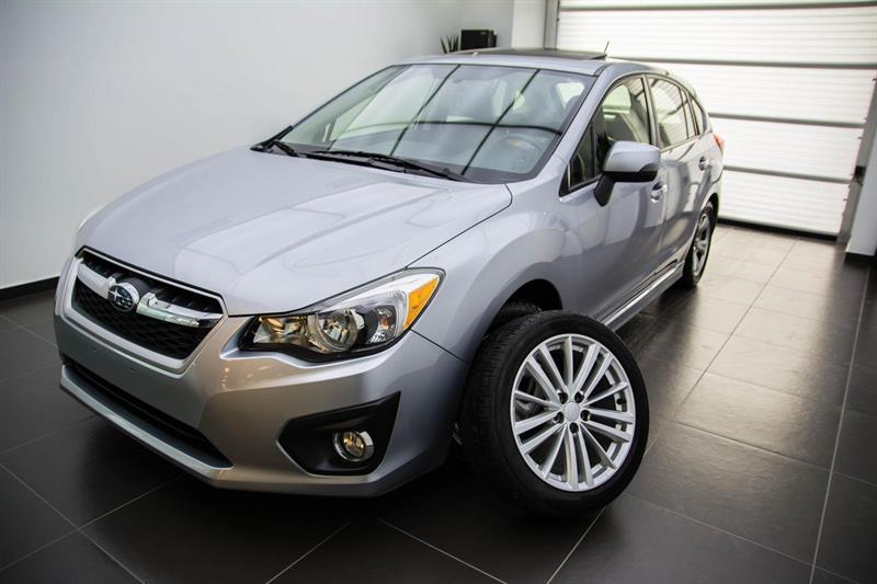 Subaru Impreza cuir, navigation, toit, camera 2013