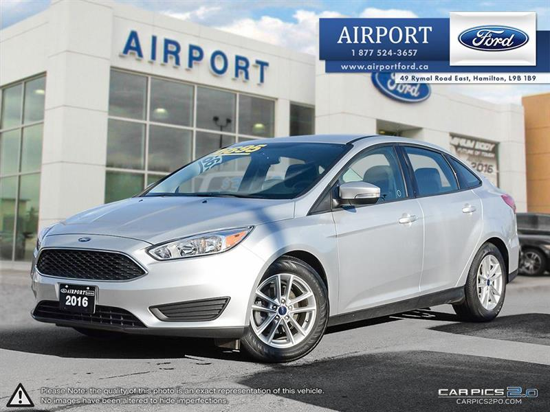 2016 Ford Focus 4dr Sdn SE #A80052