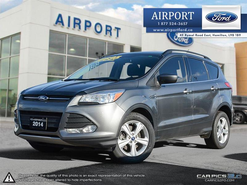 2014 Ford Escape SE 4WD with only 98,274 kms #A71031