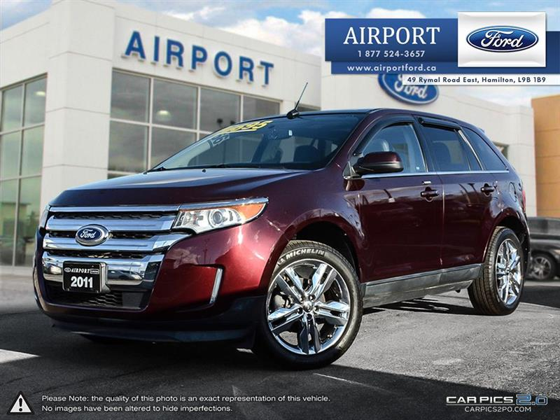 2011 Ford EDGE Limited with only 142,640 kms #C71029