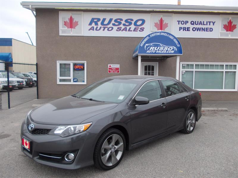 2013 Toyota Camry 4dr Sdn #B0490