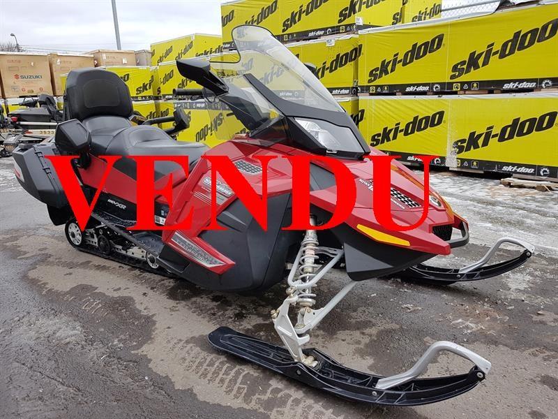 Skidoo GTX LE 1200 4-TEC 2010