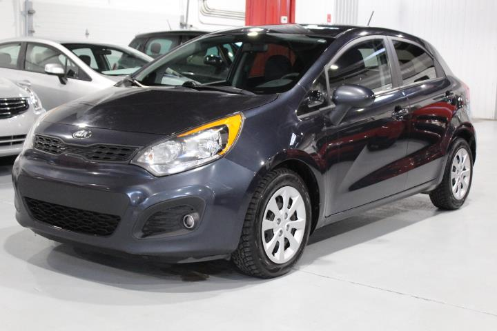 Kia Rio 2013 LX PLUS 5D Hatchback at #0000000453
