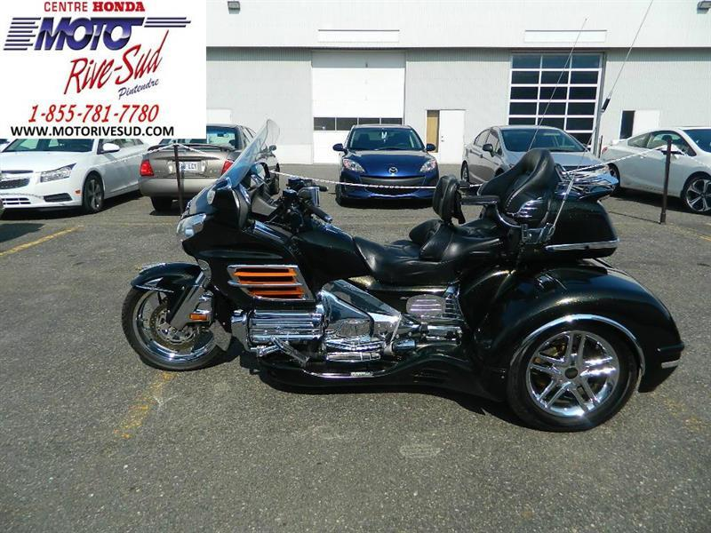 Honda Trike GL 1800  GOLDWING 2006