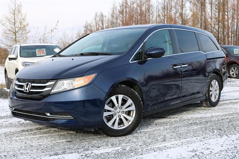 Honda Odyssey 2016 EX-L (CUIRS)