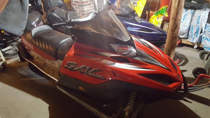 Yamaha SX Venom 2004 600 #402