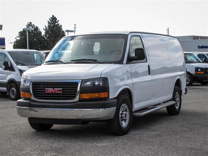 2016 GMC Savana 2500 CARGO WE LEASE VANS #61605