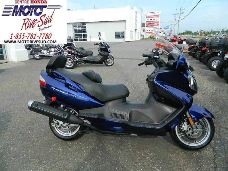 Suzuki Burgman 650 2005