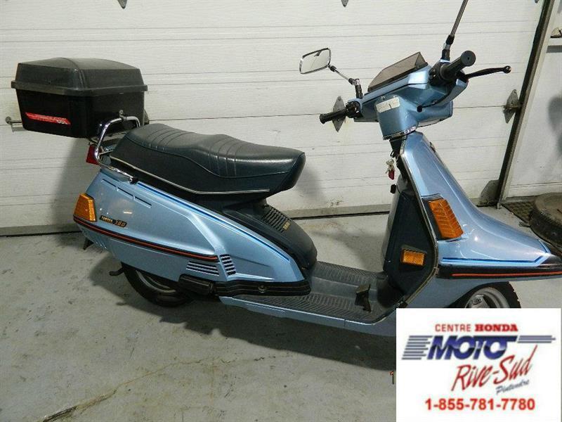 Yamaha XC180 1985