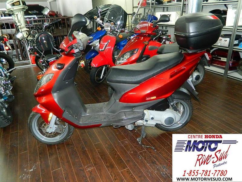 Derbi Boulevard 2003 SCOOTER #M254