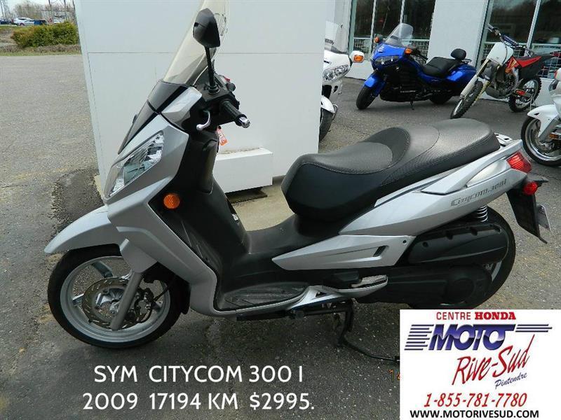SYM CITYCOM 300 I 2009