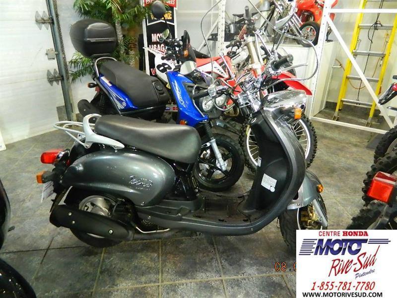 Yamaha XC 125 VINO 2005