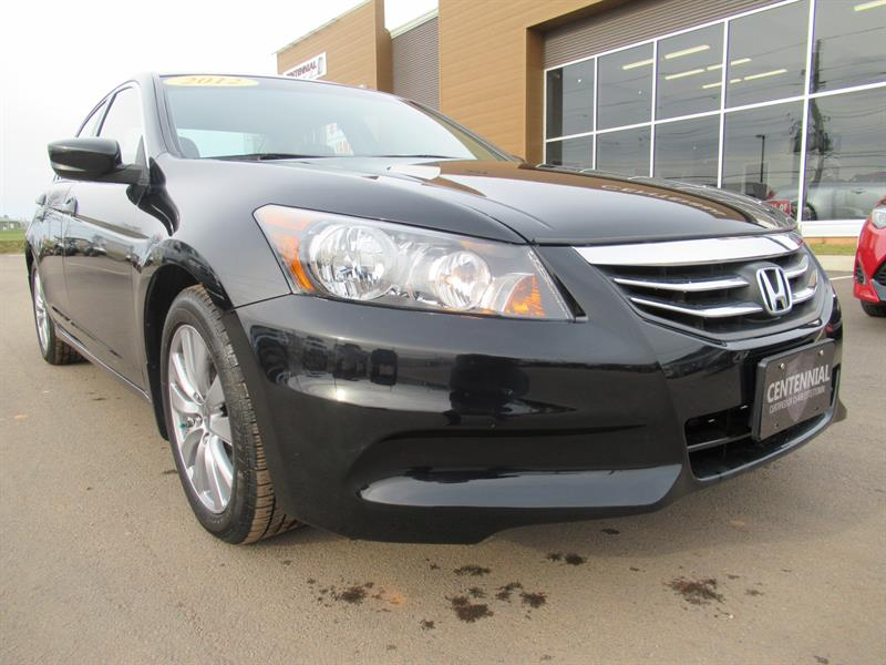 2012 Honda Accord Sedan EX-L | Loaded - Leather, Sunroof, Heated Seats #U0351