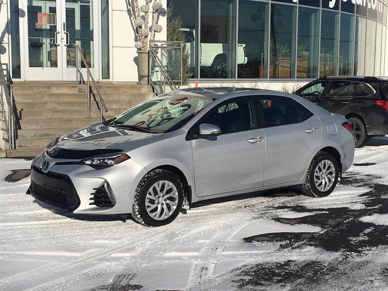 Toyota COROLLA SE CVT 2018 #80107