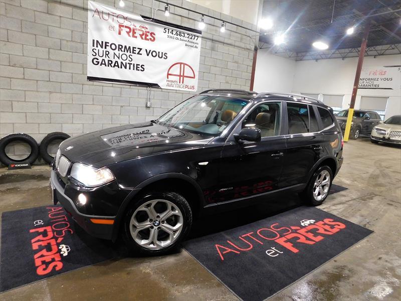 BMW X3 2009 AWD 4dr 30i #2009