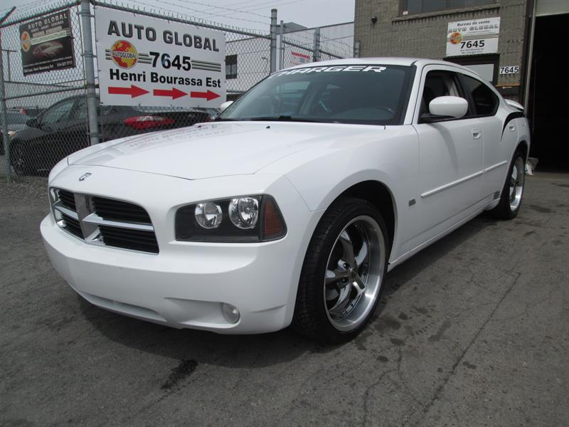 Dodge Charger 2010 4dr Sdn SXT,(87 000) KM,EXTRA PROPRE  #17-4222