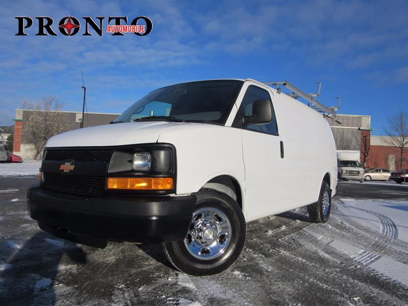 Chevrolet Express Cargo Van 2013 Cargo 2500 ** Voir Équipements** #3503