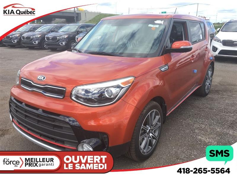 Kia Soul 2017 SX Turbo #K170832