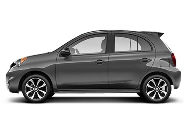 2017 Nissan Micra SV #7-A130