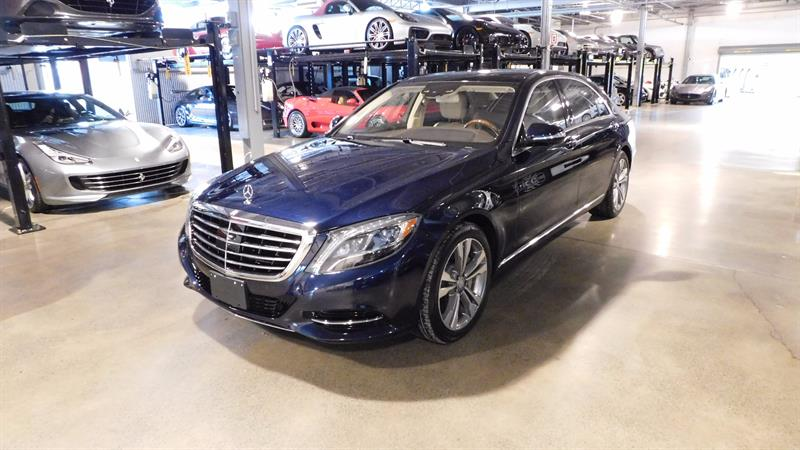 Mercedes-Benz S550 2014 4MATIC SEDAN