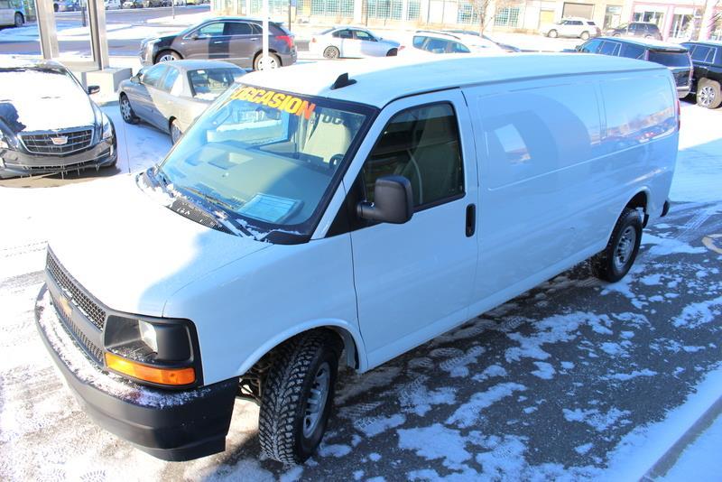 Chevrolet Express Cargo Van 2017 2500 155 #72969