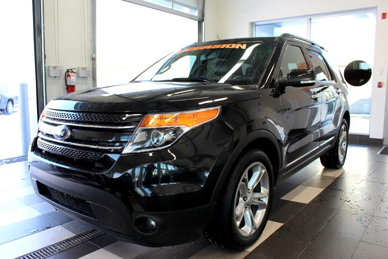 Ford Explorer 2015 4WD Limited #C811279A