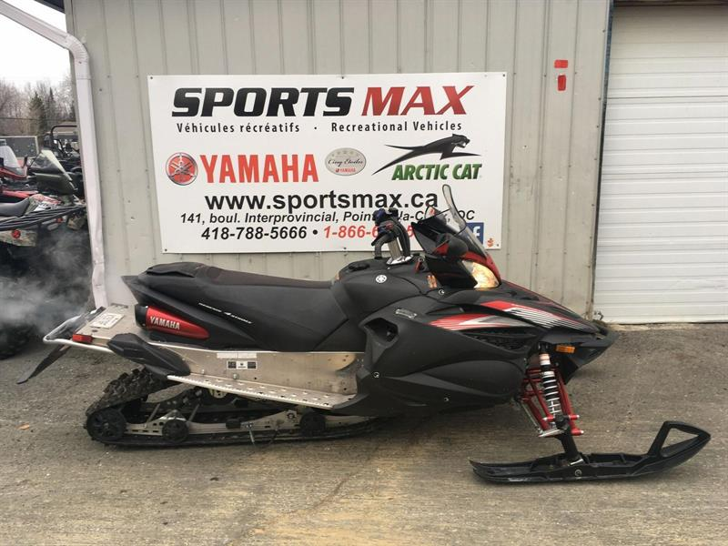 Yamaha Used Apex 2015