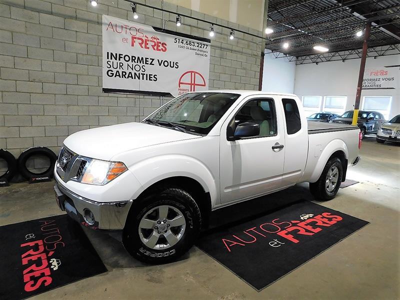 Nissan Frontier 2010 4WD King Cab #2001