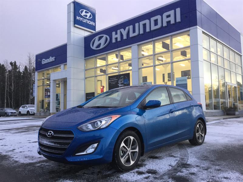 2017 Hyundai Elantra Gt 5dr HB #EL7157
