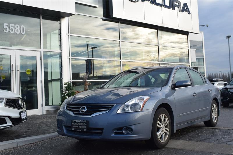 2011 Nissan Altima 4dr Sdn I4 2.5 S #836558A