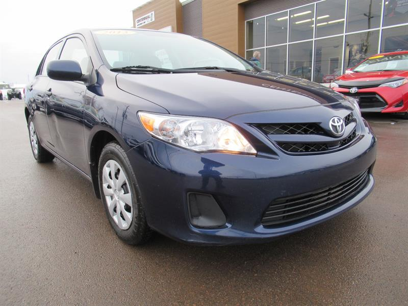 2013 Toyota Corolla Fresh MVI | Great Gas Mileage. **LOW AS $34 WEEKLY PLUS  TAXES** | **FINANCING AVAILABLE FOR ALMOST ALL CREDIT SITUATIONS**