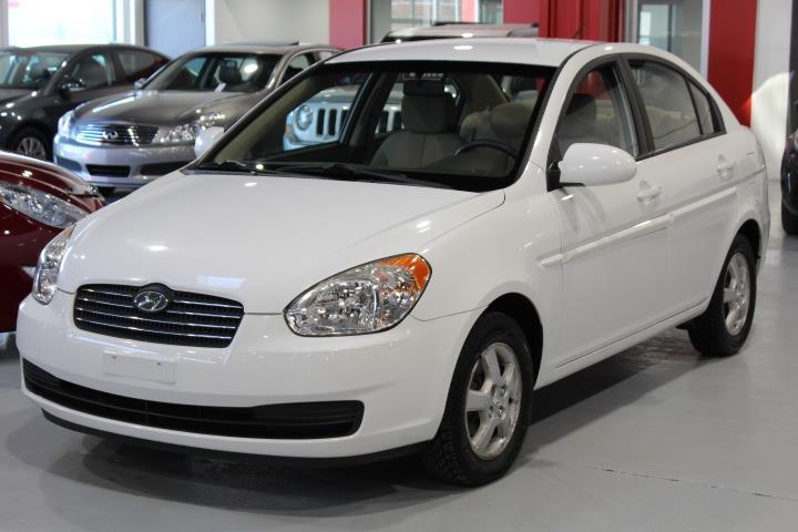 Hyundai Accent 2008 GL 4D Sedan #0000000394
