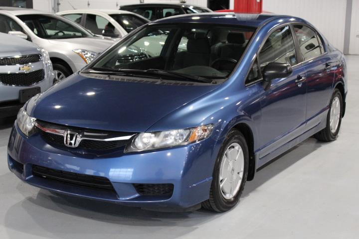 Honda Civic 2009 DX-G 4D Sedan #0000000428