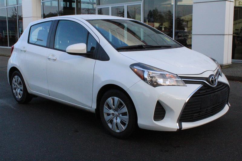 2016 Toyota Yaris 5dr HB #P2028