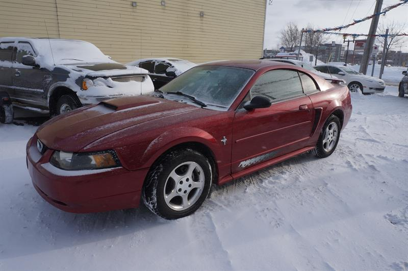 Ford Mustang 2003 2dr Cpe #17-155