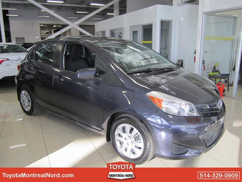 Toyota Yaris 2014 HB LE Gr.Electric #2984 AT